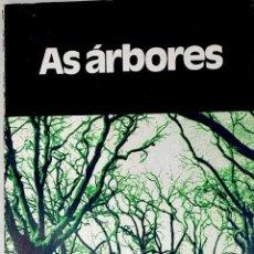 Libros: AS ÁRBORES.- CHOUZA MATA, MANUEL. Lote 278545168