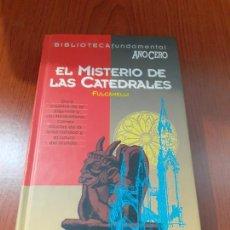 Libros: EL MISTERIO DE LAS CATEDRALES - FULCANELLI. Lote 278689198
