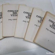 Libros: CASTELAO COUSAS DA VIDA (5 TOMOS) W8408. Lote 278923073