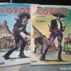 Libros: EL COYOTE DOS LIBROS COMIC,. Lote 117574611