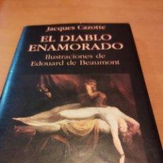 Libros: EL DIABLO ENAMORADO. Lote 279479018