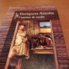 Libros: CAMINAR DE NOCHE. Lote 279479313