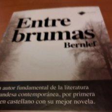 Libros: ENTRE BRUMAS. Lote 279479768