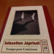 Libros: TRAMPA PARA CENICIENTA. Lote 279482003