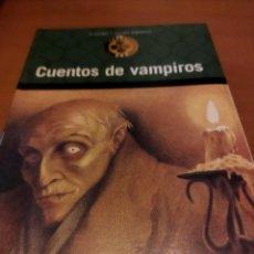 Libros: CUENTOS DE VAMPIROS. Lote 279482608