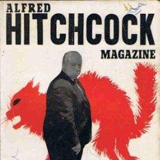 Libros: ALFRED HITCHCOCK MAGAZINE. LA REVISTA DEL SUSPENSE. AñO I. FEBRERO 1964. Nº 2 - AA.VV.. Lote 279533828