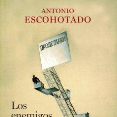 Libros: LOS ENEMIGOS DEL COMERCIO II - ANTONIO ESCOHOTADO. Lote 281452618