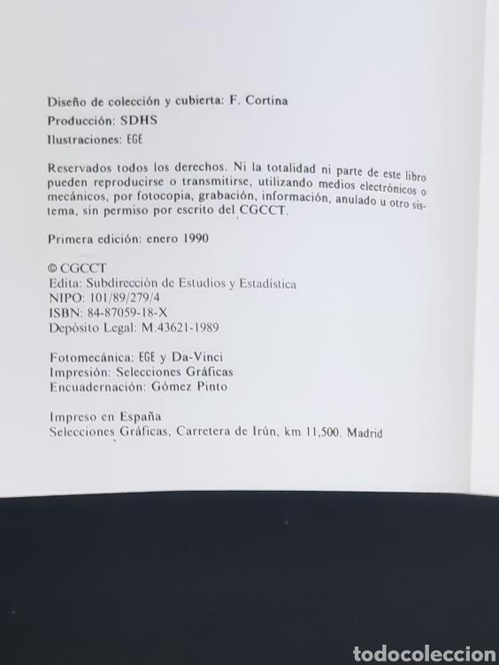 Libros: Manual informatico para la gestion tributaria del ibi. Año 1989. - Foto 2 - 147246236