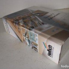 Libros: TECNICA Y APLICACIONES HETTICH INTERNATIONAL. Lote 284553858