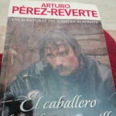 Libros: EL CABALLERO DEL JUBON AMARILLO, PÉREZ REVERTE. Lote 284793773
