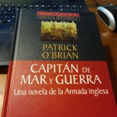 Libros: CAPITÁN DE MAR Y GUERRA - PATRICK O´BRIAN (TAPA DURA). Lote 285630533