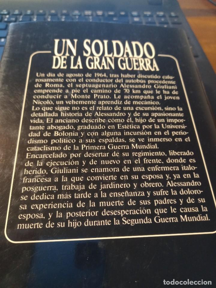 Libros: Un soldado en la gran guerra - Mark Helprin - Foto 2 - 285634828