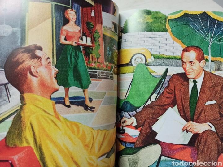 Libros: ALL AMERICAN ADS. ED. JIM HEIMANN. Libro sobre la publicidad de los años 50 en inglés. Taschen,. - Foto 4 - 286621963