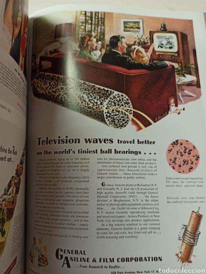 Libros: ALL AMERICAN ADS. ED. JIM HEIMANN. Libro sobre la publicidad de los años 50 en inglés. Taschen,. - Foto 8 - 286621963