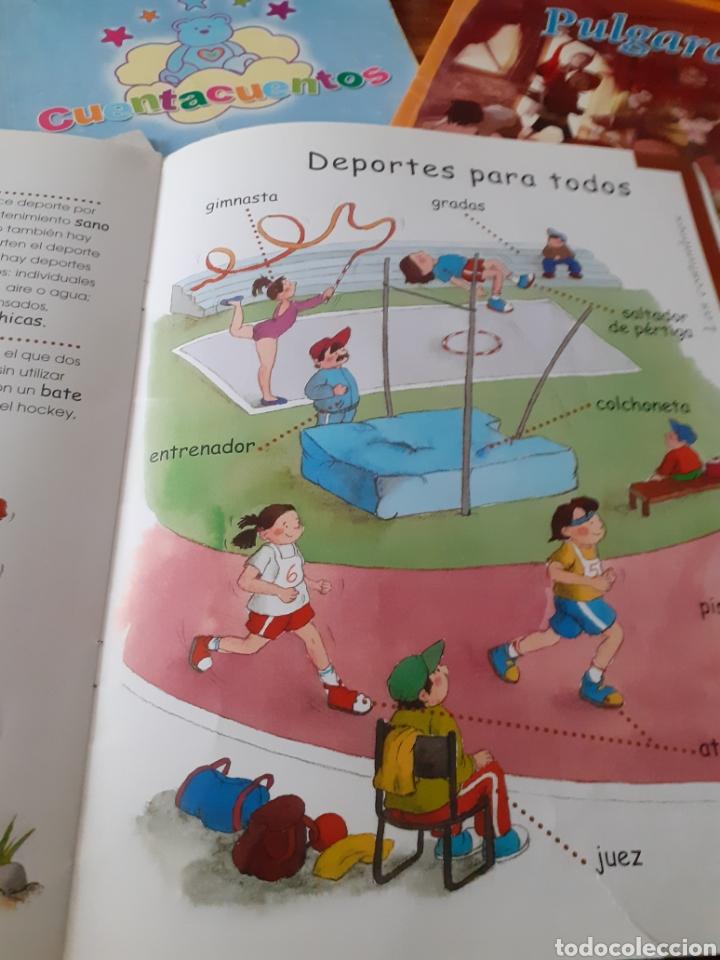Libros: Lote cuentos APRENCIZAJE didacticos ,PULGARCITO ETC ( nuevos ) - Foto 3 - 286794723