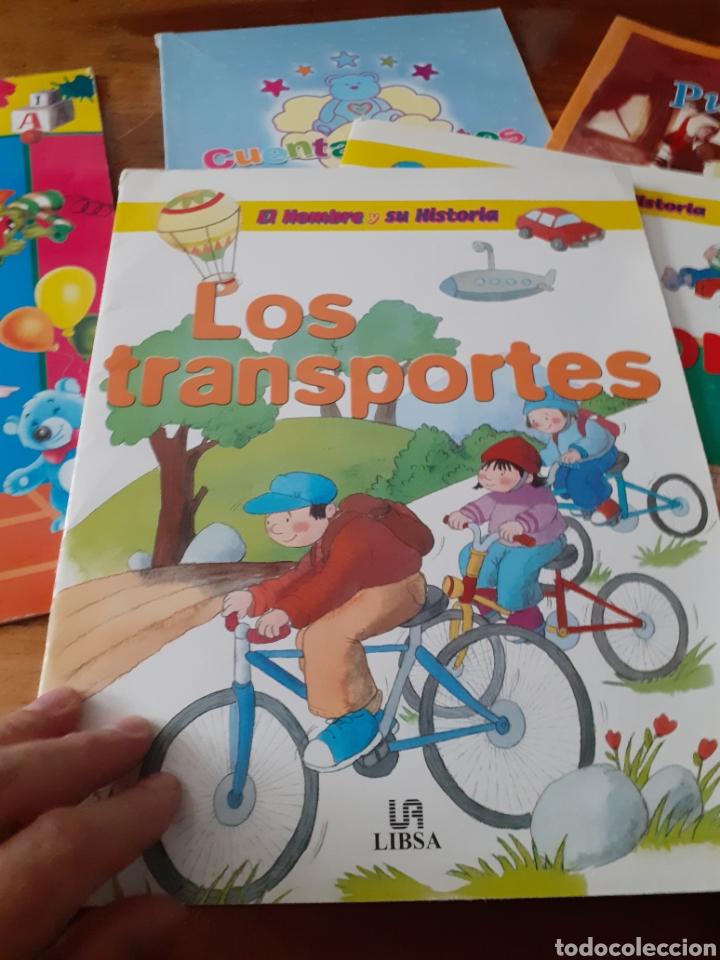 Libros: Lote cuentos APRENCIZAJE didacticos ,PULGARCITO ETC ( nuevos ) - Foto 4 - 286794723