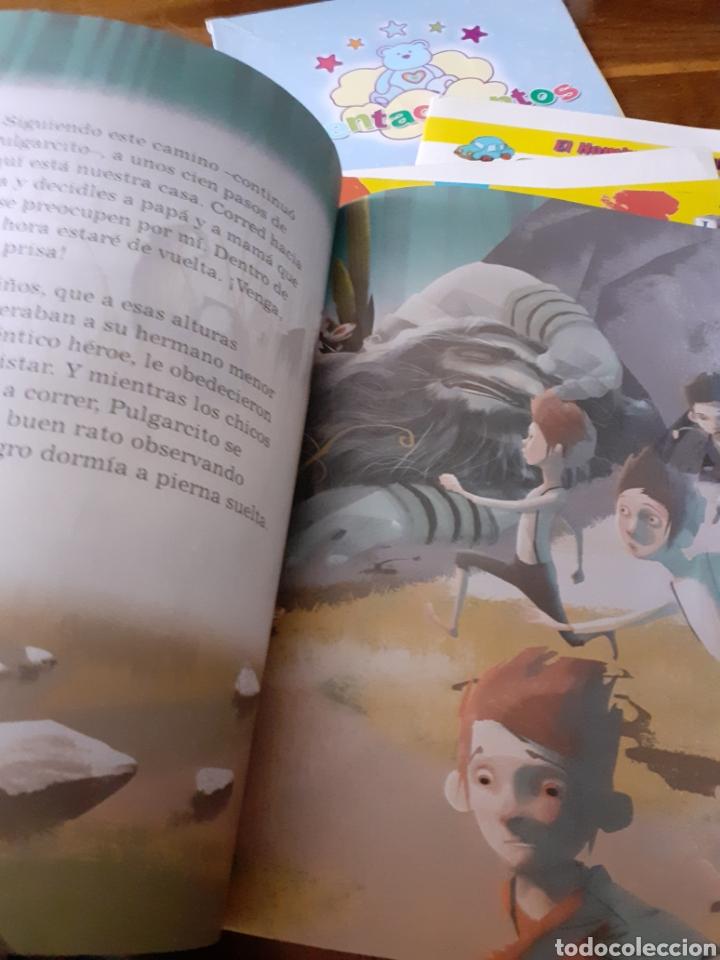 Libros: Lote cuentos APRENCIZAJE didacticos ,PULGARCITO ETC ( nuevos ) - Foto 6 - 286794723