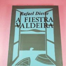 Libros: LIBRO-A FIESTRA VALDEIRA-RAFAEL DIESTE-EDICIÓNS DO CASTRO-TEATRO-10ªEDICIÓN-2002-BUEN ESTADO. Lote 287167948