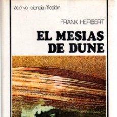 Livres: EL MESÍAS DE DUNE - HERBERT, FRANK. Lote 287448378