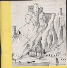 Libros: ALICANTE EN LA CHRONICA VICENTE.M. MORELLA.AÑO 1971041 PGAS LE4246. Lote 287642613