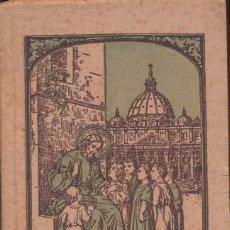Libros: HISTORIA SAGRASDA CATEQUISTICA DIOCESANA DE ZARAGOZA OCTAVA EDICION 159 PGAS LE4248. Lote 287650328