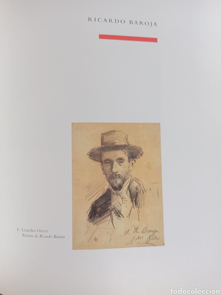 Libros: Los Baroja en Madrid catálogo exposición Museo Municipal 1997 - Foto 5 - 287677048