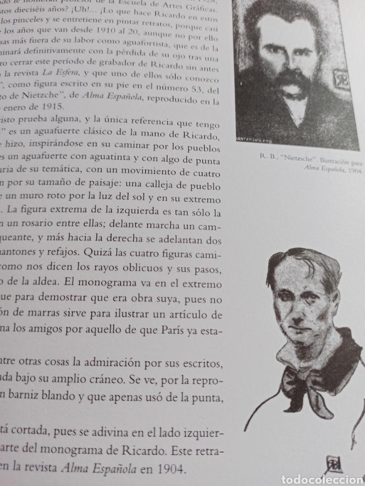 Libros: Los Baroja en Madrid catálogo exposición Museo Municipal 1997 - Foto 9 - 287677048
