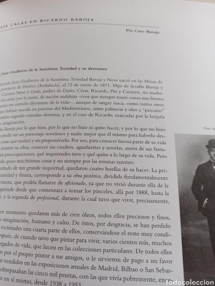 Libros: Los Baroja en Madrid catálogo exposición Museo Municipal 1997 - Foto 10 - 287677048