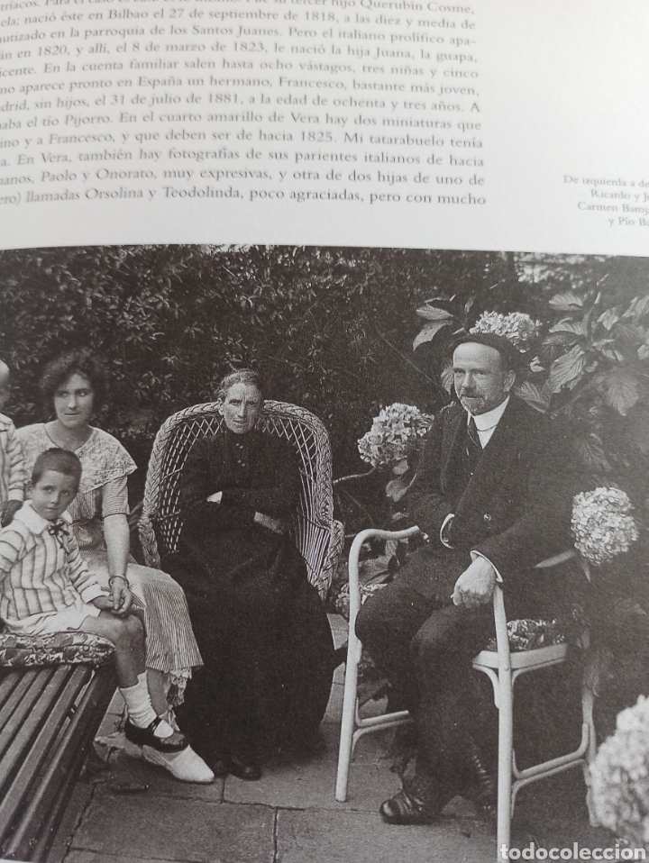 Libros: Los Baroja en Madrid catálogo exposición Museo Municipal 1997 - Foto 11 - 287677048