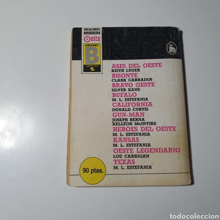 Libros: N.V. Novela Del Oeste, Marcial la Fuente Estefania, Ninguno Se Salvo. - Foto 2 - 287706523
