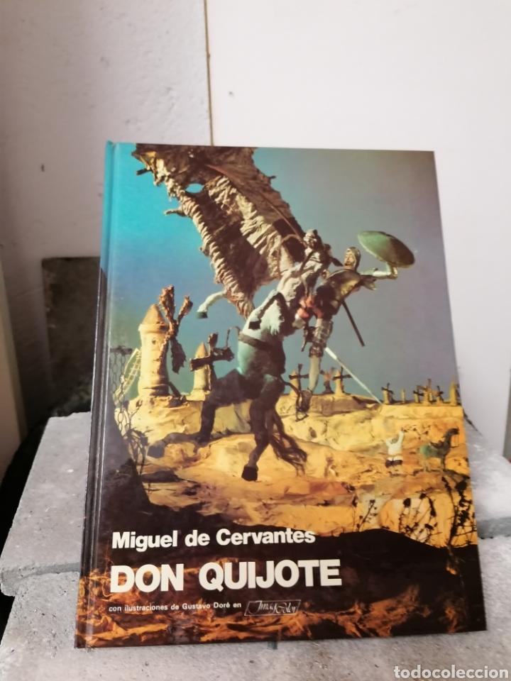 DON QUIJOTE ILUSTRACIONES DORE (Libros Nuevos - Literatura - Narrativa - Aventuras)