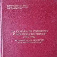 Libros: CAMARA DE COMERCIO E INDUSTRIA DE BUENOS.. Lote 287850323