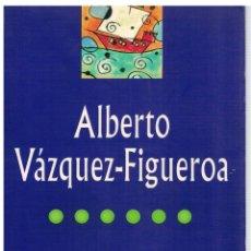 Libros: PIRATAS - MANUEL VÁZQUEZ-FIGUEROA. Lote 287912683