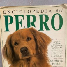 Libros: FOGLE, BRUCE. - ENCICLOPEDIA DEL PERRO. LA GUIA ILUSTRADA MAS COMPLETA DEL MUNDO DE LOS PERROS CON M. Lote 287916663