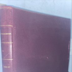 Libros: VV.AA. - L´ILLUSTRATION, JOURNAL HEBDOMAIRE UNIVERSEL. NOËL 1933-1937.. Lote 287916738