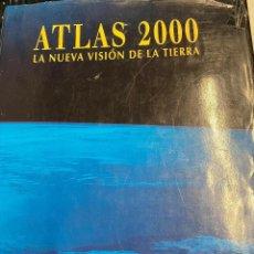 Libros: VV.AA. - ATLAS 2000 LA NUEVA VISION DE LA TIERRA.. Lote 287916768