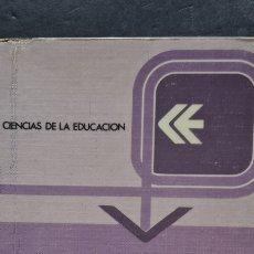 Libros: INTERESANTE LIBRO. TEORÍA DE LA ENSEÑANZA Y DESARROLLO DEL CURRÍCULUM. JOSE GIMENO SACRISTÁN. ANAYA. Lote 287965608