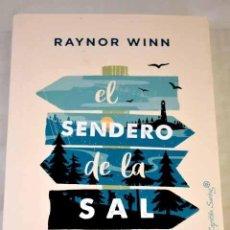 Libros: EL SENDERO DE LA SAL.- WINN, RAYNOR. Lote 287968463