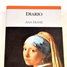 Libros: DIARIO.- FRANK, ANNE. Lote 287968473