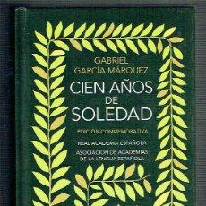 Libros: CIEN AÑOS DE SOLEDAD (EDICIÓN CONMEMORATIVA).. - GABRIEL GARCÍA MÁRQUEZ... Lote 287980833