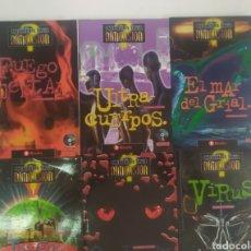 Libros: QUINTA DIMENSIÓN. BRUÑO. 6 TOMOS CON SUS CD. PRECINTADOS. Lote 287997498