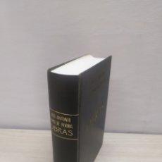 Libros: JOSÉ ANTONIO PRIMO DE RIVERA. OBRAS. 1970. Lote 288013828