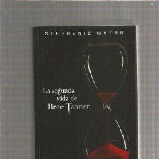 Livros em segunda mão: SEGUNDA VIDA DE BREE TANNER. Lote 288082238