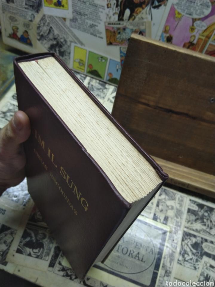 Libros: Kim Il Sung. Obras escogidas. VI - Foto 2 - 288152733