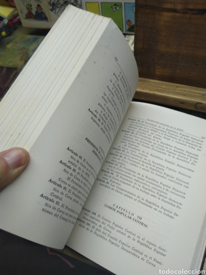 Libros: Kim Il Sung. Obras escogidas. VI - Foto 6 - 288152733