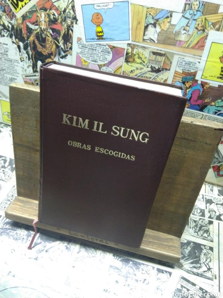 KIM IL SUNG. OBRAS ESCOGIDAS. VI (Libros sin clasificar)