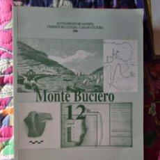 Libros: MONTE BUCIERO 12. Lote 288361498