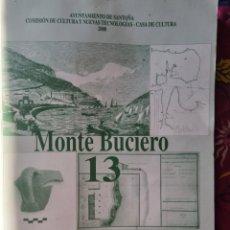 Libros: MONTE BUCIERO 13. Lote 288361868