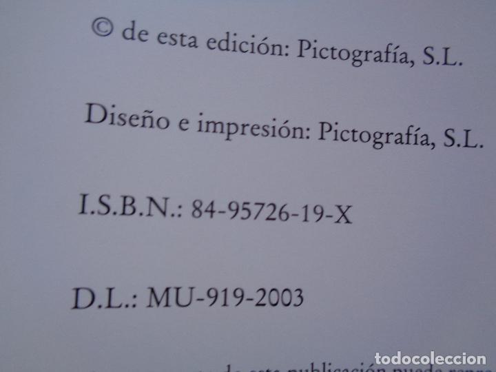 Libros: MURCIA FRUTAL, ANTONIO MARTINEZ CEREZO Y JOSÉ MOLINA SÁNCHEZ. MURCIA 2003. - Foto 4 - 288400603