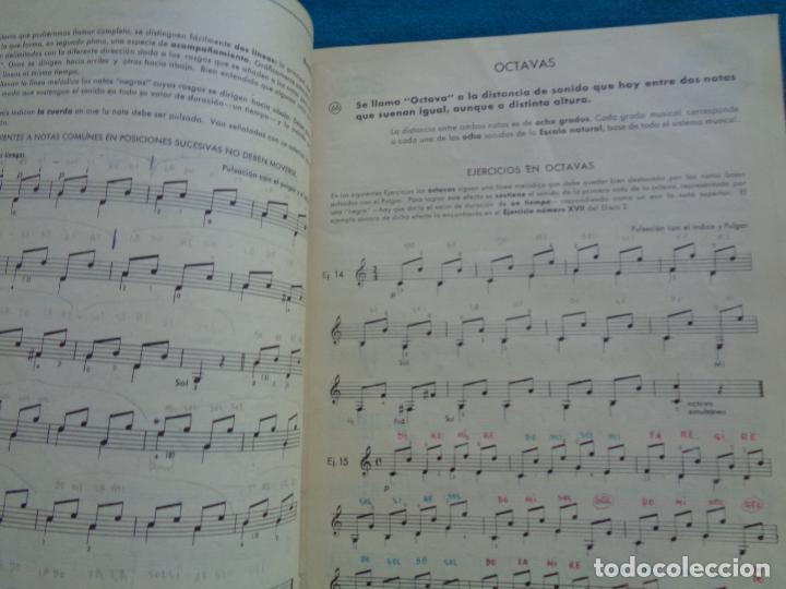 Libros: CURSO DE GUITARRA POR NOTACIÓN MUSICAL, M. T. TORNER CERVERA - Foto 3 - 288416298